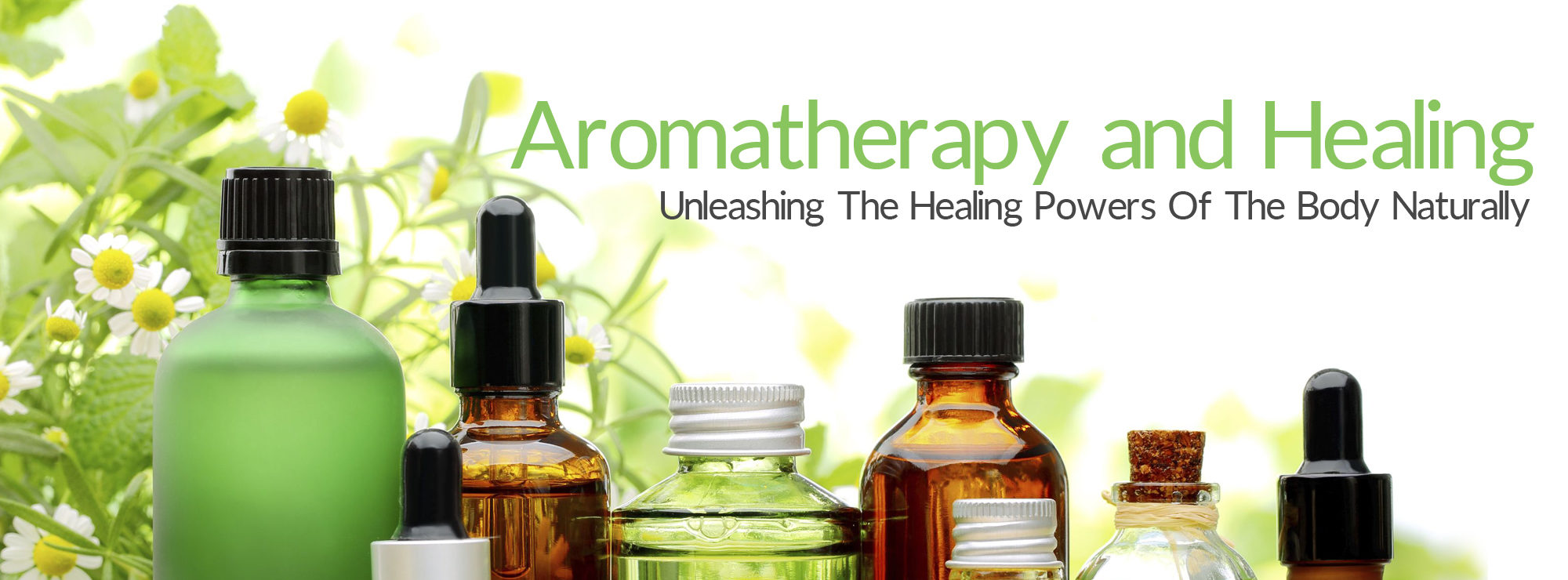 Aromatherapy And Healing